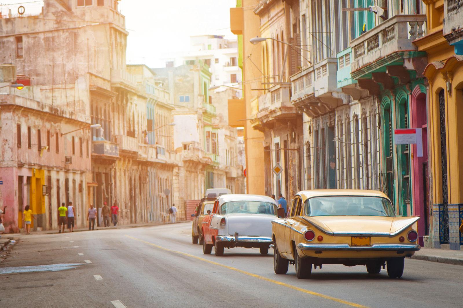 Cuba com a Toca Culture